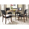 Cameron Brown Parson Dining Chair - HILL-4671-804