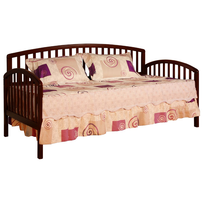 Carolina Cherry Finished Daybed - HILL-1593DBLH