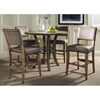 Charleston Parson Non-Swivel Counter Stool - HILL-4670-824
