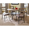 Charleston Ladder Back Dining Chair (Set of 2) - HILL-4670-805