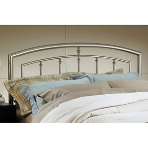 Claudia Arched Metal Headboard