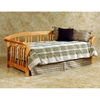 Dorchester Sleigh Daybed in Country Pine - HILL-1104DBLH
