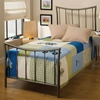 Edgewood Twin Trundle Bed - HILL-1333BTWHTR