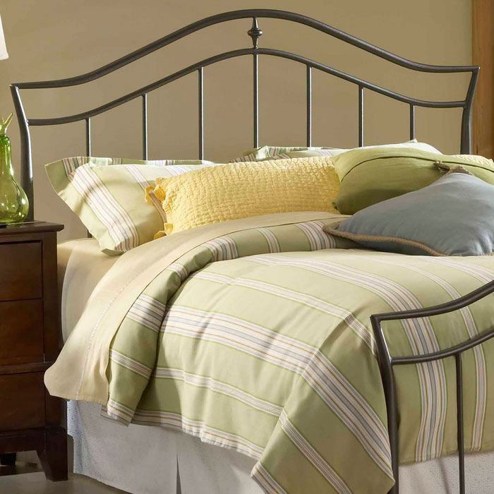 Imperial Arched Headboard with Frame - HILL-1546HX