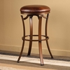 Stupendous Kelford 26 Backless Swivel Counter Stool In Antique Bronze Unemploymentrelief Wooden Chair Designs For Living Room Unemploymentrelieforg
