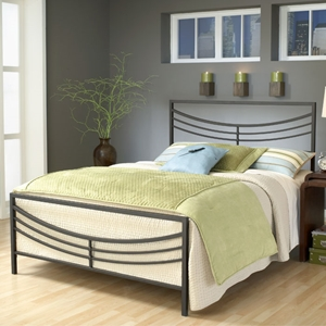 Kingston Contemporary Bed