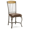 Lakeview Dining Chair with Wood Top - HILL-4264-803
