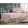 Lucy Daybed in White - HILL-1517DBLH