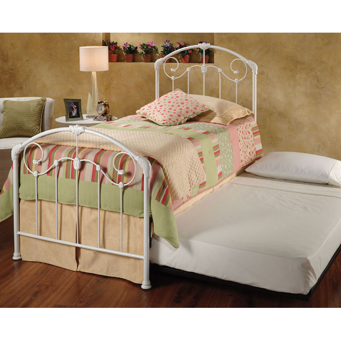 Maddie Twin Trundle Bed