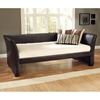 Malibu Brown Leather Daybed - HILL-1519DB