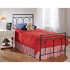 Mckenzie Bed in Brown - HILL-1092BX