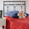 Mckenzie Headboard with Frame - HILL-1092HX