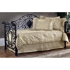 Mercer Victorian Daybed in Antique Brown - HILL-1039DBLH