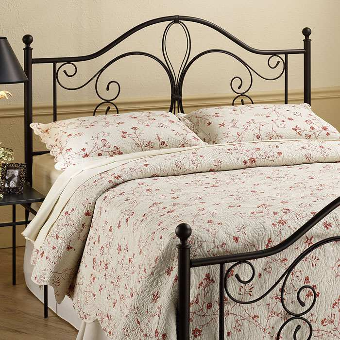 Milwaukee Headboard with Frame - HILL-1014HX