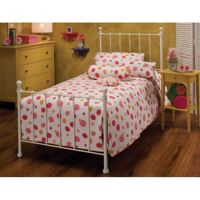 Molly Twin Bed - HILL-1XBTWR