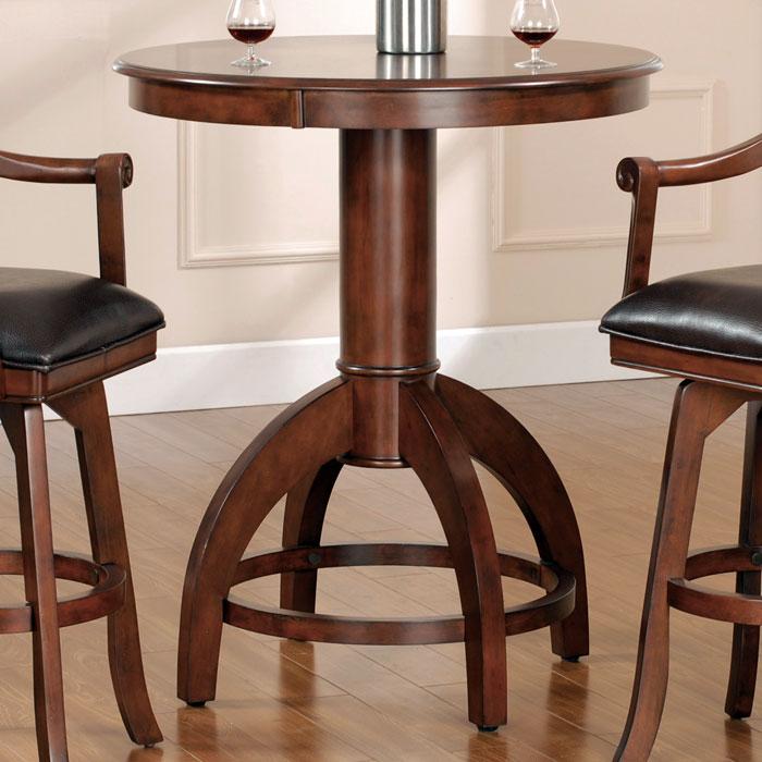 Palm Springs Wood Bar Table