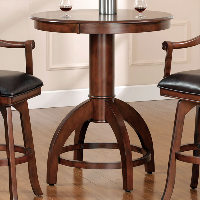 Palm Springs Wood Bar Table Dcg Stores