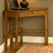 Solano Wooden Corner Desk in Medium Oak - HILL-4337-862S