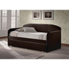 Springfield Brown Daybed and Trundle Set - HILL-1613DBT