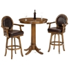 Warrington Bar Table in Rich Cherry - HILL-6125PTB