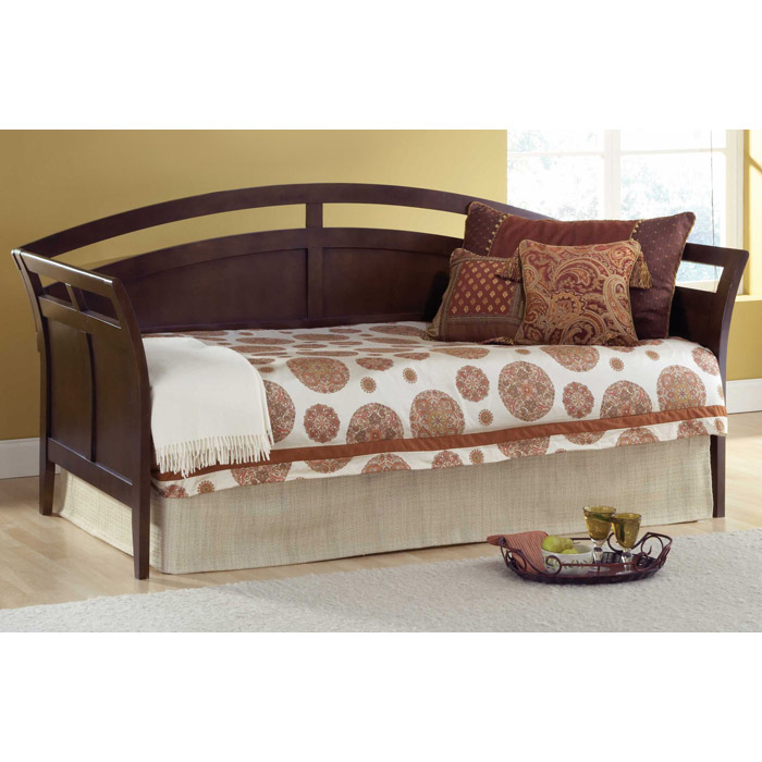 Watson Daybed In Espresso Finish Dcg Stores