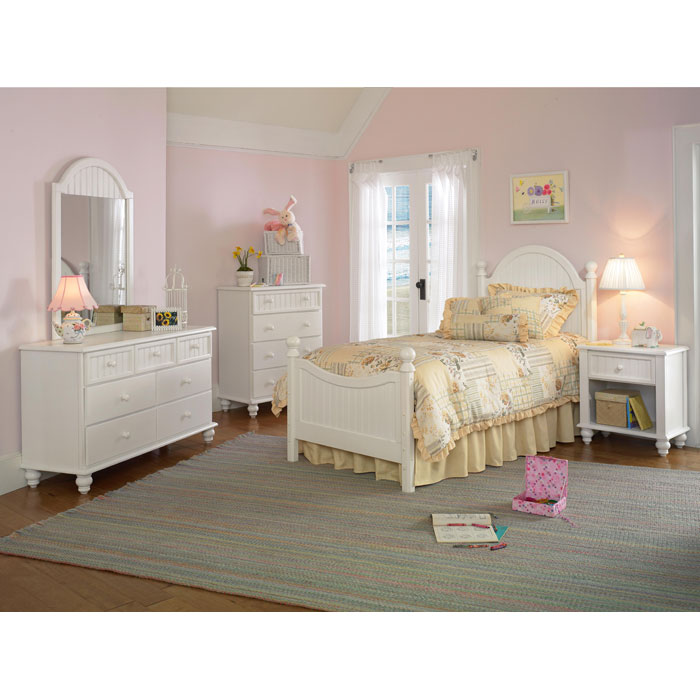 Westfield 5 Piece Bedroom Set - HILL-1354X5SET