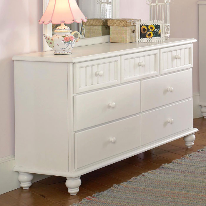 Westfield 7-Drawer Wood Dresser