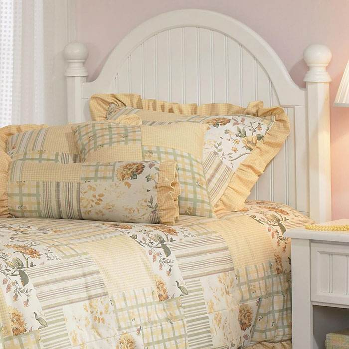 Westfield Wooden Headboard With Frame Dcg Stores