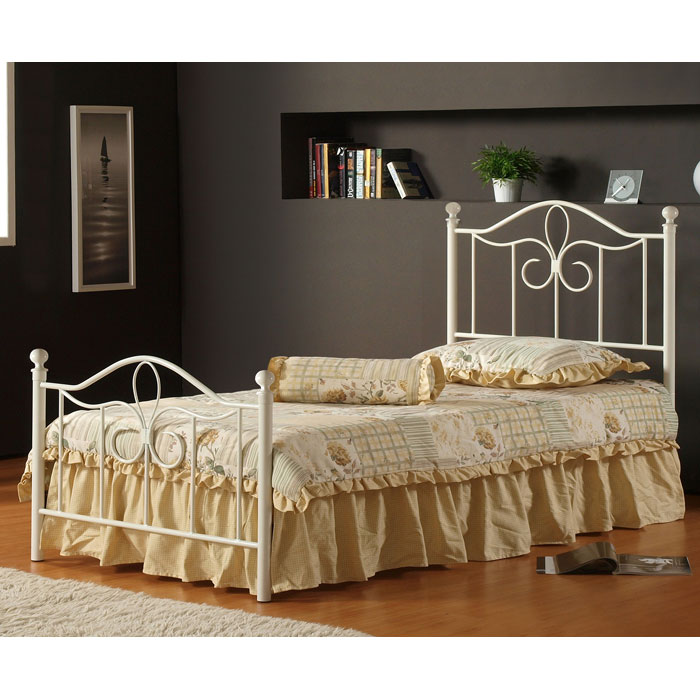 Westfield 5 Piece Bedroom Set with Metal Bed - HILL-1354XM5SET