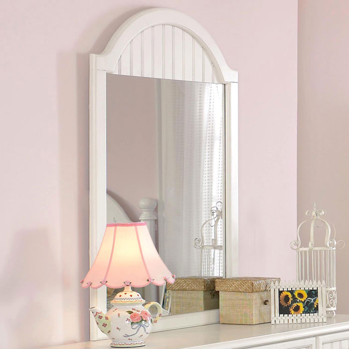 Westfield Mirror in White - HILL-1354-722