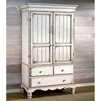 Wilshire Wood Armoire