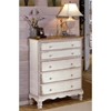 Wilshire 5-Drawer Wood Chest - HILL-1172-785