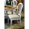 Wilshire 7 Piece Rectangle Dining Set with Arm Chairs - HILL-450XDTBRCTCSC