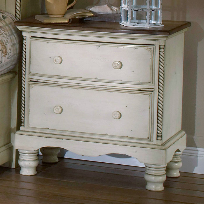 Wilshire Wood Nightstand - HILL-1172-771
