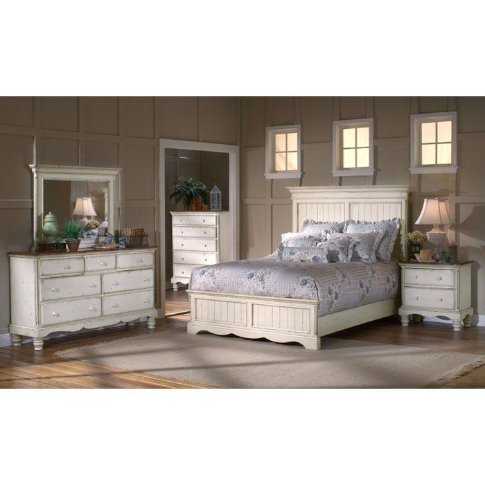 Wilshire 5 Piece Panel Bedroom Set Dcg Stores