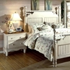 Wilshire 4 Piece Post Bedroom Set - HILL-1172XS4