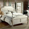Wilshire 5 Piece Post Bedroom Set - HILL-1172XS5