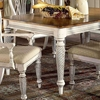 Wilshire Rectangle Dining Table with Extension Leaf - HILL-450X-819