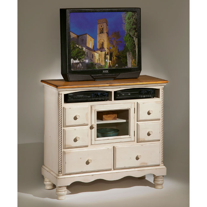 Wilshire Wood TV Chest - HILL-1172-790