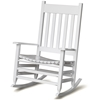 Plantation Jumbo Rocking Chair - White Paint
