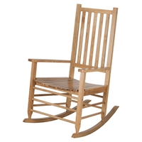 Alexander Mid-Sized Adult Rocking Chair - Maple