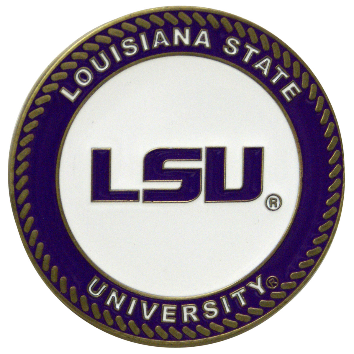Lsu Tigers Collegiate Rocker Maple Finish Dcg Stores