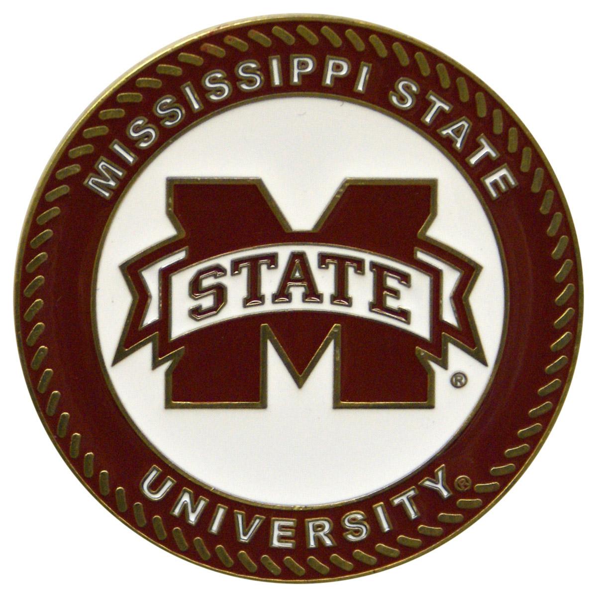 Mississippi State Bulldogs Collegiate Rocker Maple
