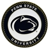 Penn State Nittany Lions Collegiate Rocking Chair - Maple Finish - HINK-250SM-PS-RTA