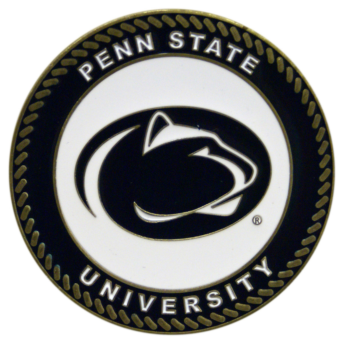 Penn State Nittany Lions Collegiate Rocking Chair Maple