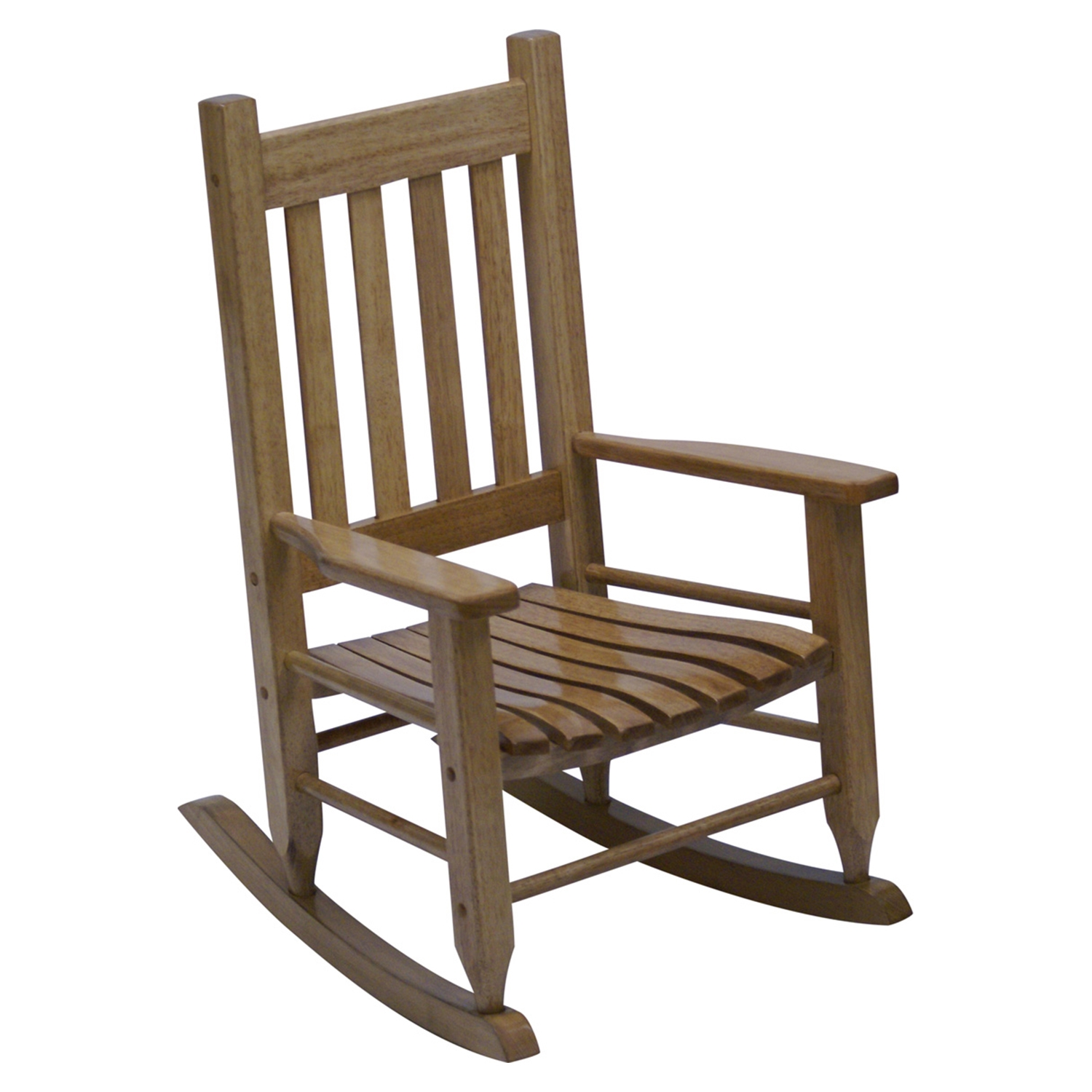 plantation childu0027s rocking chair maple