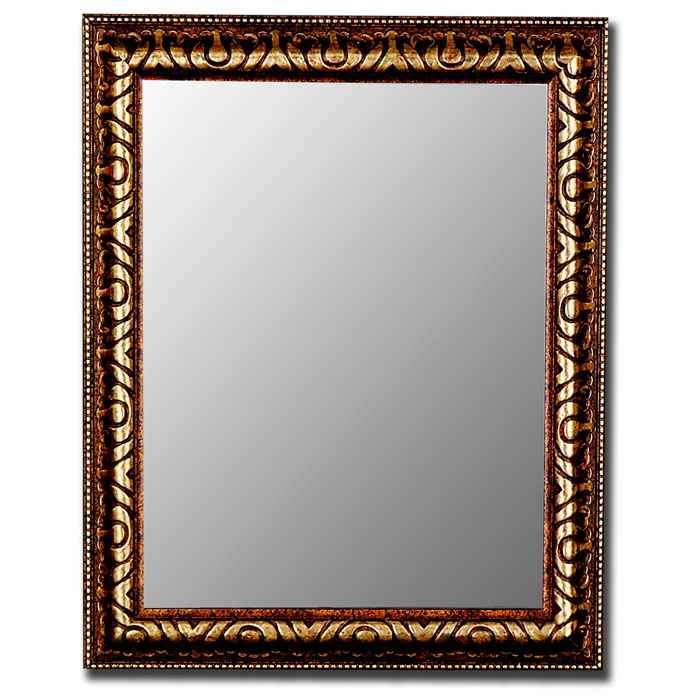 Narcissa Rectangular Bevel Mirror - Made in USA