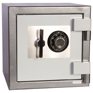 B Rated Cash Safe Box w/ Combination Lock - B1414C