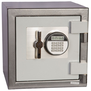 B Rated Cash Safe Box w/ Electronic Lock - B1414E