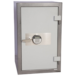 B Rated Cash Safe Box w/ Electronic Lock - B3220EILK